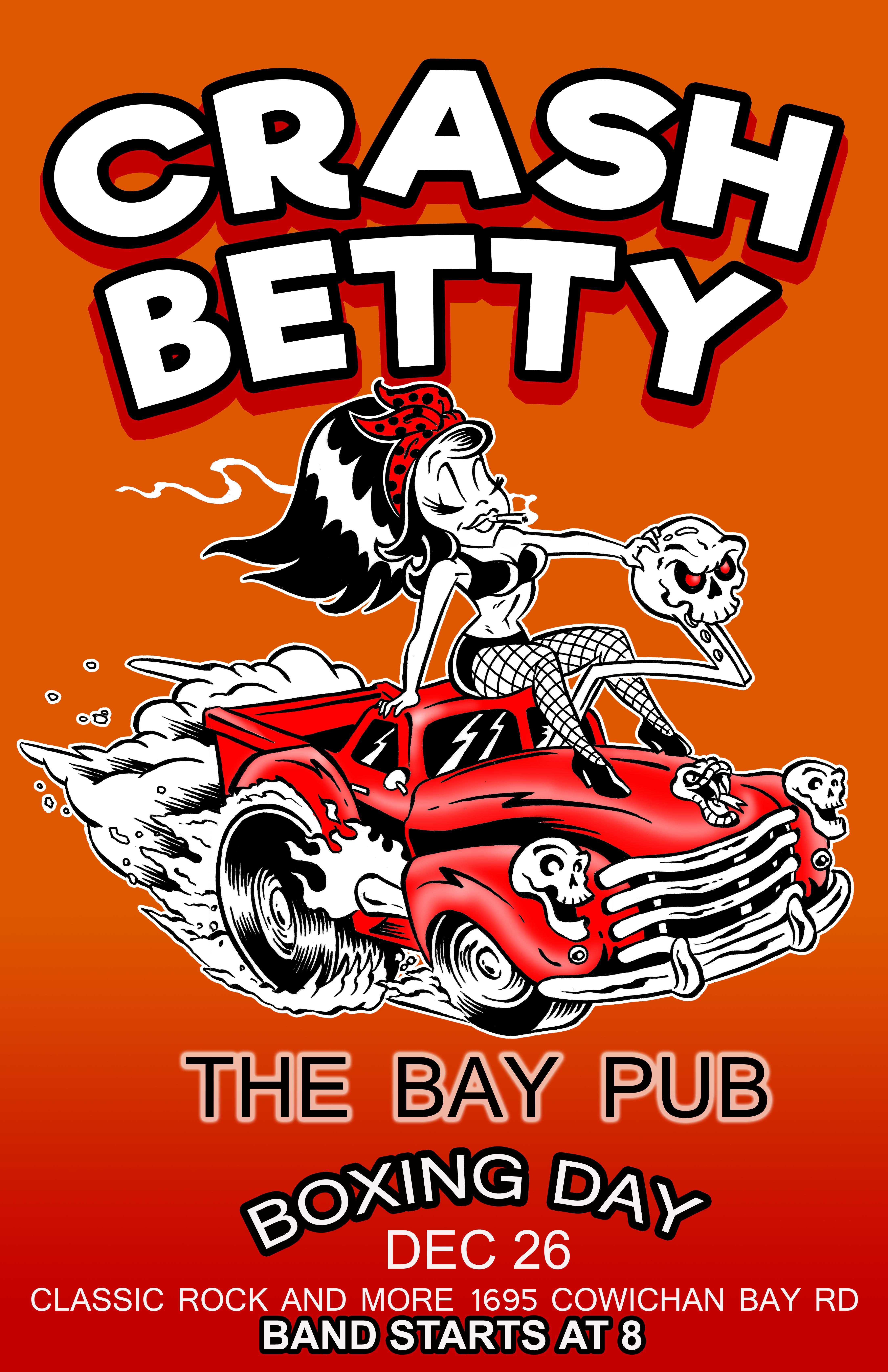 Crash Betty